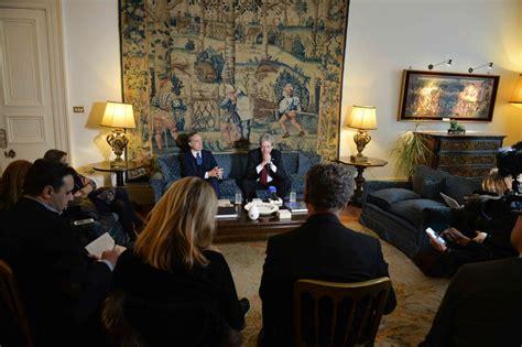 ufficio affari esteri il ministro degli affari esteri e della cooperazione