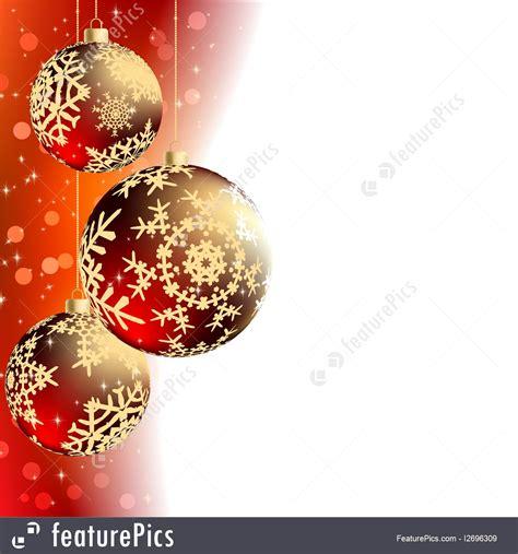 illustration  merry christmas elegant card
