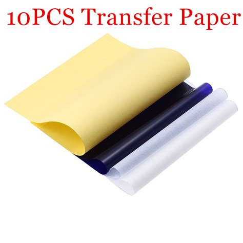How To Make A Stencil Without Transfer Paper - stencil transfer paper 10 sheets a4 size