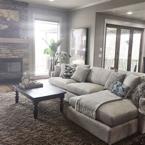 relaxing living room ideas a relaxing living room sofa from crate and barrel hang the moon designs