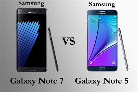 samsung galaxy note 7 vs note 4 what s the difference and should i upgrade samsung galaxy note 7 vs note 5 prices reviews and analysis of mobiles laptops electronics