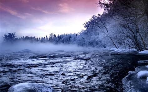 beautiful winter beautiful winter landscape wallpaper