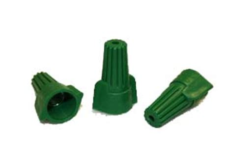 green wire nuts wire connector p13 winged 500pcsp11 yellow winged