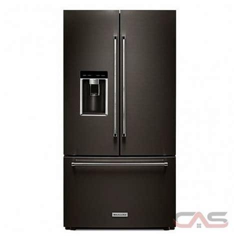 kitchenaid counter depth refrigerator with water dispenser kitchenaid krfc704fbs french door refrigerator 36 quot width