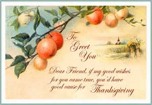 thanksgiving greeting cards for friends near and far