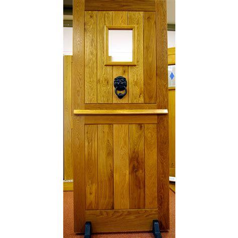 Door Furniture by External Frame And Filled Stable Door Sanderson S