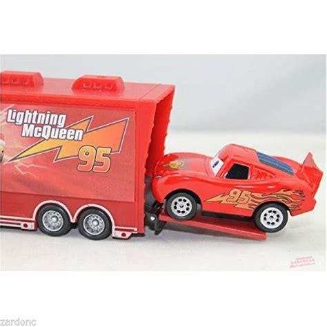 lightning mcqueen truck mack truck mcqueen mack truck