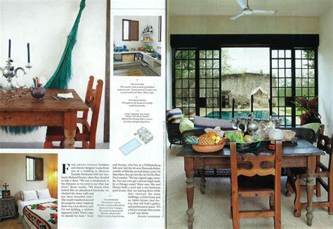 new york magazine home design issue the accidental hacienda new york magazine laura kirar