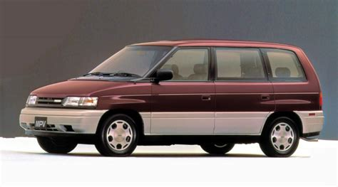 how does cars work 1990 mazda mpv on board diagnostic system マツダ mpv 初代 lv 1988 1999 アメリカンテイスト満載のfrミニバン