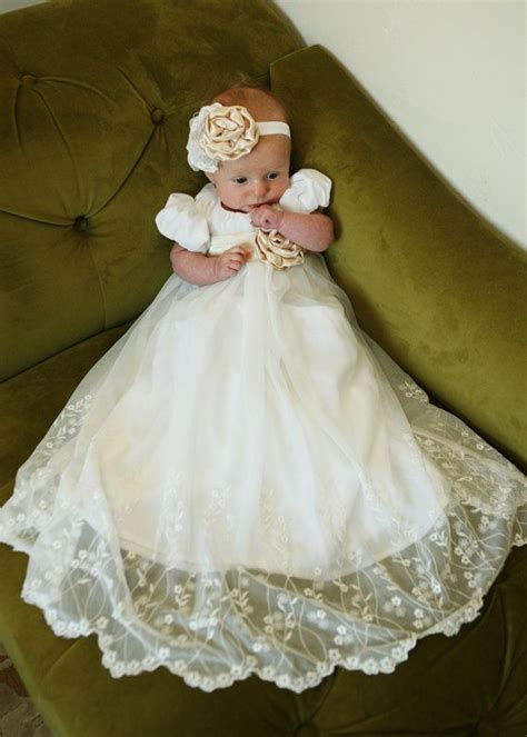 Wedding Blessing Dresses by 25 Best Ideas About Baptism Dress Baby On