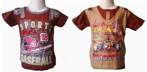 Kaos Anak Doctor 2 8th 2 sel produk