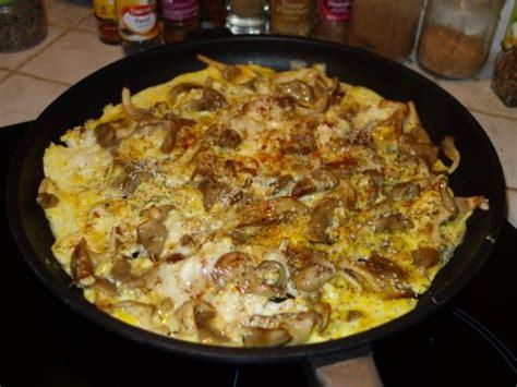comment cuisiner les chayottes omelettes aux pleurotes et aux deux graines recette de