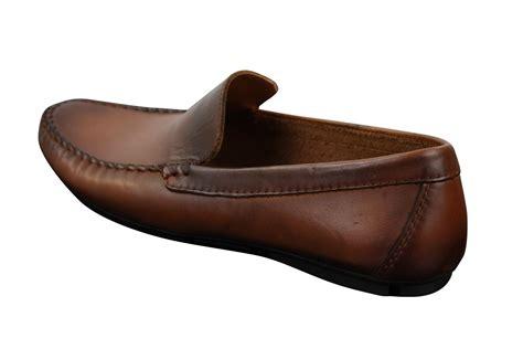 designer loafer shoes mens real leather designer slip on loafers smart casual