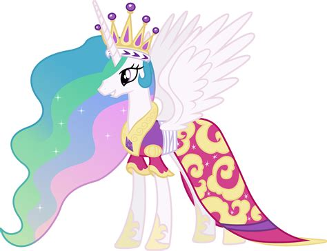 my little pony princess celestia princess celestia s coronation dress by 90sigma on deviantart