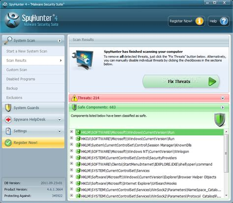 enigmasoftware official site makers of spyhunter go after bleeping computer because of
