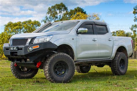 nissan navara 2017 offroad rated towing point kit nissan navara np300 d23 4x4