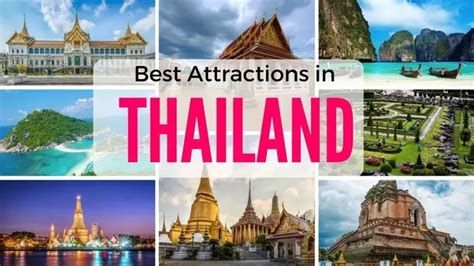 attracts  foreign tourist  visit thailand quora