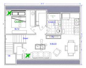 house plans with inlaw quarters in house plans in quarters or guest cabin all the amenities of home
