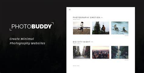 photobuddy photography html template  frenify