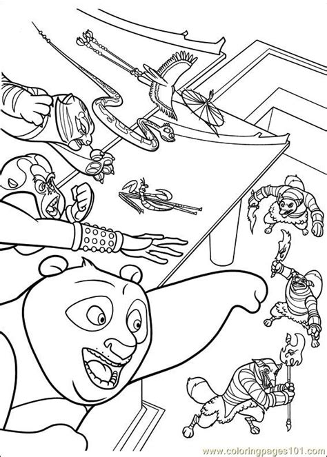 coloring pages kung fu countries gt china free printable coloring page kung fu panda 2 25 coloring page free kung fu panda