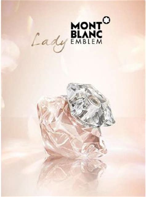 Mont Blanc Floral Pink emblem montblanc perfume a new fragrance for 2015