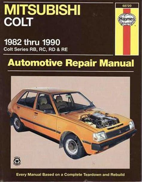 automotive air conditioning repair 1986 mitsubishi truck security system mitsubishi colt rb rc rd re 1982 1990 haynes owners service repair manual 1563922797