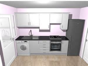 single galley kitchen independent kitchen designer
