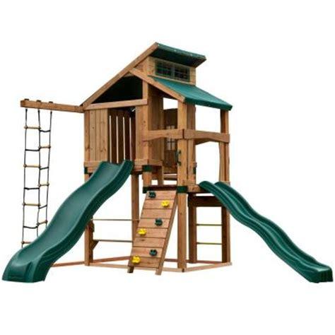 swing n slide alpine wave slide swing n slide playsets hideaway clubhouse plus playset