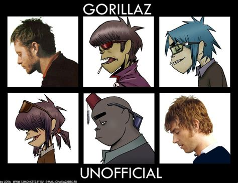 Get Your Gorillaz On by 166 Best Images About Gorillaz On Plastic