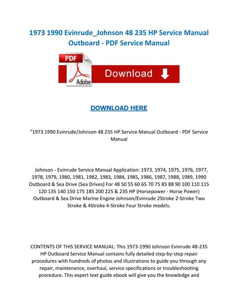 johnson 115 v4 outboard wiring diagram pdf mercury relay