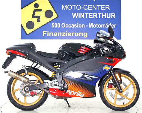 Motorrad 50ccm Mobile by Aprilia Rs 50 50 Ccm Motorr 228 Der Moto Center Winterthur