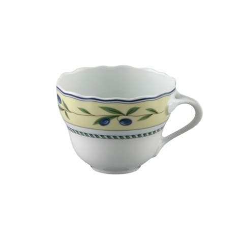 Midas Coffee Tea Cup Mug Cangkir 230 Ml Ivory White hutschenreuther theresia coffee cup cacao cup medley porcelain 230 ml 14742 at about
