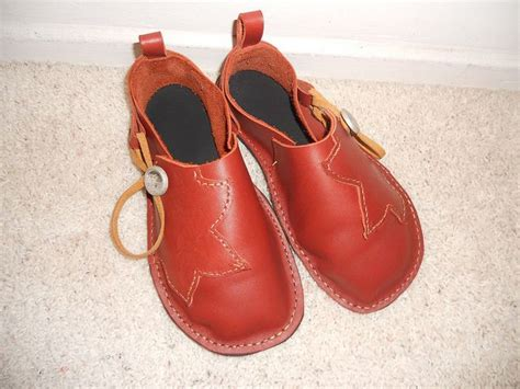 leather shoes diy de 2926 b 228 sta diy leather craft bilderna p 229