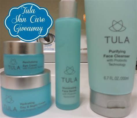 Skin Care Giveaway - win tula skin care giveaway ends 11 5 us only