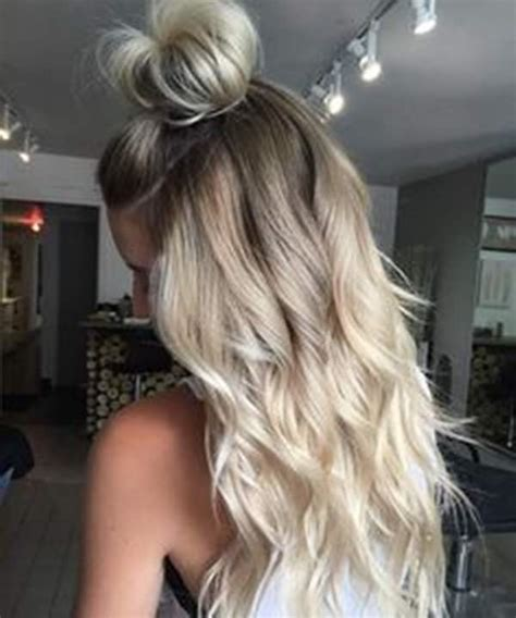 blonde hairstyles balayage 69 gorgeous blonde balayage hairstyles you will love