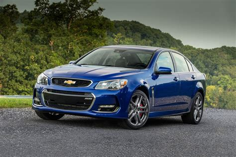 Chevrolet Ss Specs by 2018 Chevrolet Ss Review Trims Specs And Price Carbuzz