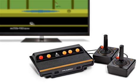 atari classic console updated atgames unveils new lineup of classic gaming