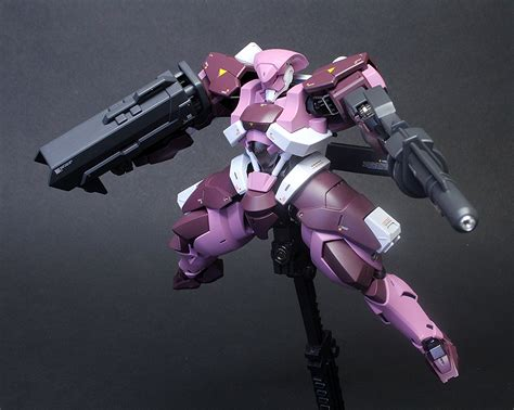 Hg Ibo Hyakuren Amida Custom Painted Build Review Hg Ibo 1 144 Hyakuren Amida No