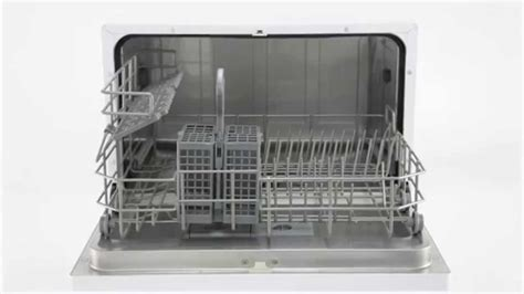 Magic Chef Countertop Dishwasher by Mcscd6w3 Magic Chef Countertop Dishwasher