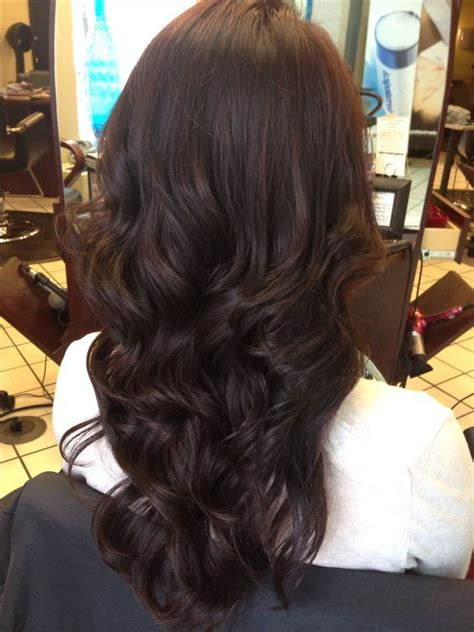 hair 1740s 57 natural dark chocolate hair color for brown brunettes