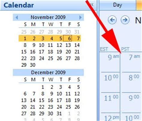 Calendar Zone Offset Slb Outlook 2007 Time Zones Offset Incorrect