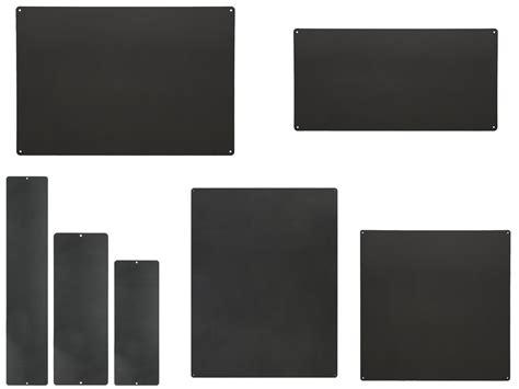 magnet tafel magnettafel aus metall anthrazit memoboard wand