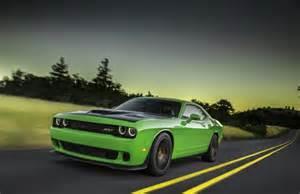 Dodge Challenger Hellcat Horsepower 2015 Dodge Challenger Srt Hellcat Drive Motor Trend