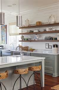 shelves in kitchens kitchen open shelving the best inspiration tips the