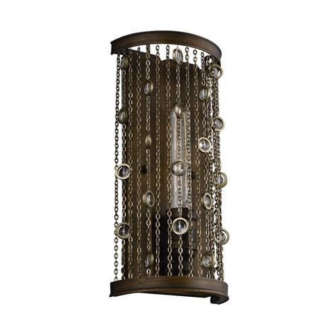 design house ajax collection design house ajax collection 1 light textured coffee