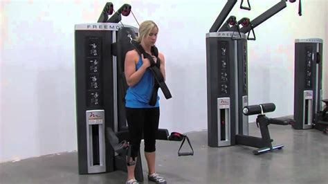 fitnesszone freemotion gensis ds abbicep