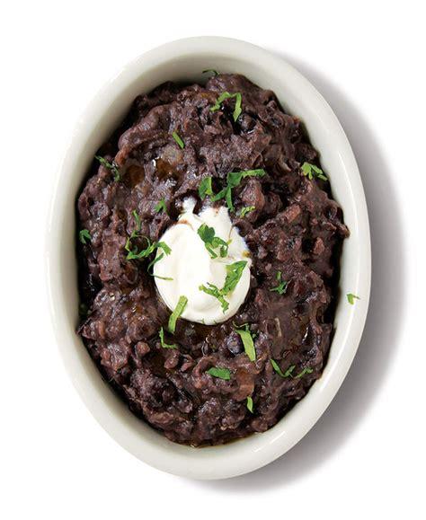 S Kitchen Refried Black Beans refried black beans recipe saveur