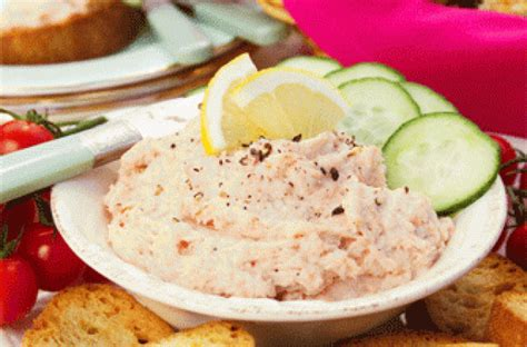 Trout Pete smoked fish pate