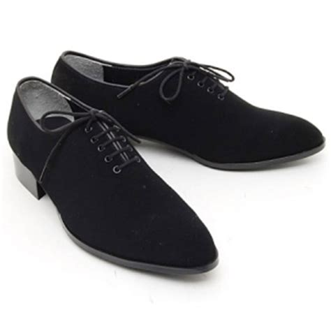 mens black suede oxford shoes mens pointed toe oxfords