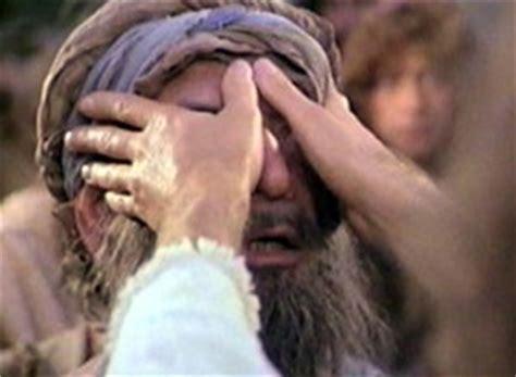 imagenes de jesus sanando un ciego buenas noticias pascua